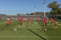 USMNT Training, November 11, 2017