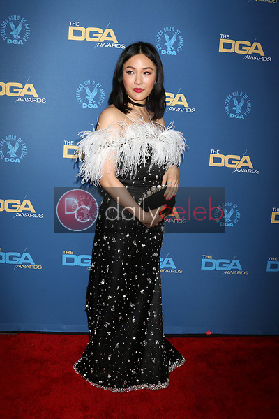Constance Wu<br /> at the 71st Annual Directors Guild Of America Awards, Ray Dolby Ballroom, Hollywood, CA 02-02-19<br /> David Edwards/DailyCeleb.com 818-249-4998