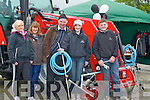 STALL: Setting up their stall were Elaine,Edith,Padraig, Marie and Patrick Martin (Dingle) at the Kingdom County Fair at The Ballybeggan Racecourse, on Sunday.