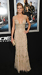 """Adrianne Palicki at the Los Angeles premiere of """"G.I. Joe Retaliation"""" held at TCL Chinese Theatre March 28, 2013"""