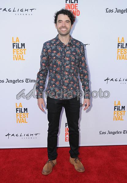 "16 June 2017 - Hollywood, California - Nick Rutherford. LA Film Festival screening of ""Brigsby Bear"" held at ArcLight Hollywood in Hollywood. Photo Credit: Birdie Thompson/AdMedia"