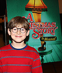 Johnny Rabe attends the Meet & Greet for 'A Christmas Story, The Musical' at the New 42nd Street Studios on 10/22/2012 in New York City.