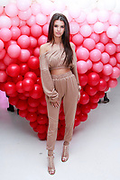 NEW YORK, NY - FEBRUARY 5: Gianna Ferazi  at Urban Skin RX Valentine's Day Spa Party hosted by Eva Marcille and Rachel Roff at Pure Space  on February 5, 2019 in New York City. <br /> CAP/MPI/DC<br /> ©DC/MPI/Capital Pictures
