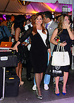 "MIAMI BEACH, FL - APRIL 27: Elizabeth Ortiz, Maria Celeste Arraras, Dani and Guest arrive at the Billboard Latin Music Conference and Awards - day 1 during the ""Mas Y Mas Musica"" Sixth Edition Artist Showcase at Ocean's Ten on April 27, 2015 in Miami Beach, Florida. ( Photo by Johnny Louis / jlnphotography.com )"