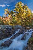 Small waterfall on Dryberry Creek<br />
