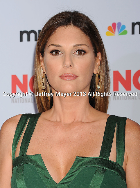 PASADENA, CA- SEPTEMBER 27: Actress Daisy Fuentes poses in the press room at the 2013 NCLA ALMA Awards at Pasadena Civic Auditorium on September 27, 2013 in Pasadena, California.