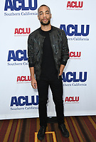07 June 2019 - Hollywood, California - Kendrick Sampson. ACLU 25th Annual Luncheon held at J.W. Marriott at LA Live. Photo Credit: Birdie Thompson/AdMedia