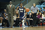 14 November 2012: Georgetown's Sugar Rodgers. The University of North Carolina Tar Heels played the Georgetown University Hoyas at Carmichael Arena in Chapel Hill, North Carolina in an NCAA Division I Women's Basketball game, and a semifinal in the Preseason WNIT. UNC won the game 63-48.