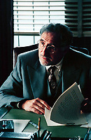 A Beautiful Mind (2001) <br /> Judd Hirsch<br /> *Filmstill - Editorial Use Only*<br /> CAP/KFS<br /> Image supplied by Capital Pictures