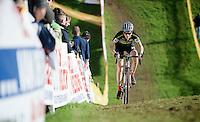 Christine 'Peanut' Vardaros (USA/Stevens)<br /> <br /> GP Mario De Clercq<br /> Hotondcross 2014