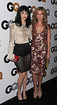 LOS ANGELES, CA - NOVEMBER 13: Krysten Ritter; Emily VanCamp arrive at the GQ Men Of The Year Party at Chateau Marmont Hotel on November 13, 2012 in Los Angeles, California.