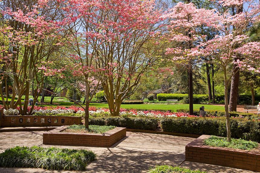 Glencarin Public park in Rock Hill, South carolina