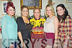 Pictured at the Josef Store Christmas Party on Saturday night: Mirella Podbarac, Aisling Buckley, Claire Godley, Claire Lee and Michelle Naughton.