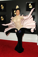 10 February 2019 - Los Angeles, California - Cardi B. 61st Annual GRAMMY Awards held at Staples Center. Photo Credit: AdMedia
