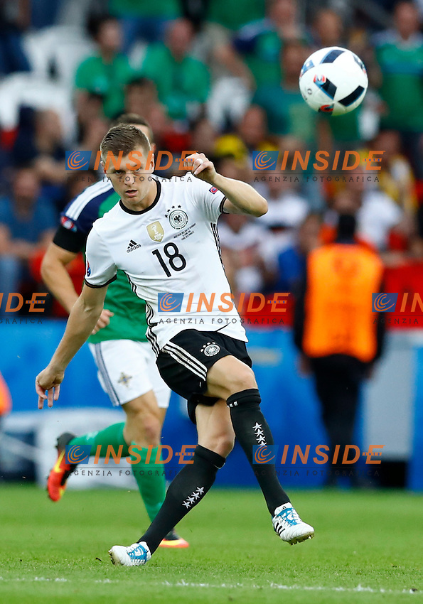 Toni Kroos Germany<br /> Paris 21-06-2016 Parc des Princes Footballl Euro2016 Northern Ireland - Germany  / Irlanda del Nord - Germania Group Stage Group C. Foto Matteo Ciambelli / Insidefoto