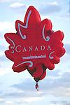 Canadian hot air balloon