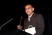 Junior Sportsman winner Mohammed  Ali - Boxing. Counties Manukau Sport  Sporting Excellence Awards held at TelstraClear Pacific Events Centre, Manukau City, on December 10th, 2009.