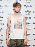 LAS VEGAS, NV - April 27 :  Jay McGuiness pictured as The Wanted perfrom at REHAB Pool Party at Hard Rock Hotel & Casino in Las Vegas, NV on April 27, 2014. © Kabik/ Starlitepics ***HOUSE COVERAGE*** /NortePhoto