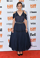 11 September 2018 - Toronto, Ontario, Canada - Keira Knightley. &quot;Colette&quot; Premiere - 2018 Toronto International Film Festival at Princess of Wales Theatre. <br /> CAP/ADM/BPC<br /> &copy;BPC/ADM/Capital Pictures