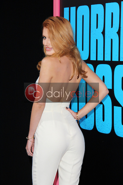 """Bella Thorne<br /> at the """"Horrible Bosses 2"""" Los Angeles Premiere, TCL Chinese Theater, Hollywood, CA 11-20-14<br /> David Edwards/DailyCeleb.com 818-249-4998"""