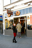 USA, California, San Francisco, The Mission, Katz Bagels