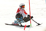 Momoka Muraoka (JPN), <br /> MARCH 13, 2018 - Alpine Skiing : <br /> Women's Super Combined  Sitting <br /> at Jeongseon Alpine Centre  <br /> during the PyeongChang 2018 Paralympics Winter Games in Pyeongchang, South Korea. <br /> (Photo by Sho Tamura/AFLO)