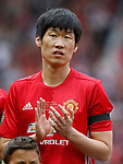 Park Ji-Sung during the Michael Carrick Testimonial match at the Old Trafford Stadium, Manchester. Picture date: June 4th 2017. Picture credit should read: Simon Bellis/Sportimage