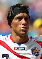 Christian Bolanos of Costa Rica