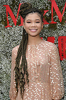 11 June 2019 - West Hollywood, California - Storm Reid. 2019 InStyle Max Mara Women In Film Celebration held at Chateau Marmont. Photo Credit: Birdie Thompson/AdMedia