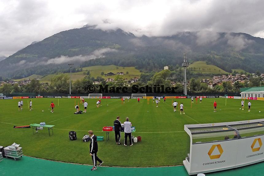 Training der Nationalmannschaft - Training der Deutschen Nationalmannschaft zur WM-Vorbereitung in St. Martin