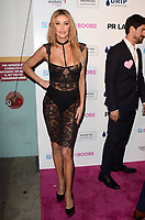 LOS ANGELES, CA - JUNE 7: Brandi Glanville at the 4th Annual Babes for Boobs Live Bachelor Auction at the El Rey Theater in Los Angeles, California on June 7, 2018. <br /> CAP/MPI/DE<br /> &copy;DE//MPI/Capital Pictures