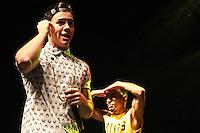 SÃO PAULO, SP, 22.11.2015 - SHOW-SP - Mc Biel durante show, no Tom Brasil no bairro Chácara Santo Antonio na região sul de São Paulo, na tarde deste domingo, 22. (Foto: Marcos Moraes/Brazil Photo Press/Folhapress)