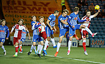 Kilmarnock repel another Rangers attack