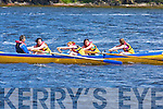 The Sive u18 ladies in action at the Caherciveen Regatta on Sunday   Copyright Kerry's Eye 2008