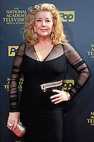 BURBANK - APR 26: Melody Thomas Scott at the 42nd Daytime Emmy Awards Gala at Warner Bros. Studio on April 26, 2015 in Burbank, California