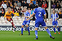 :: MOTHERWELL'S STEPHEN JONES SCORES THE FIRST   ::.11/05/2011 sct_jsp006_motherwell_v_kilmarnock     .Copyright  Pic : James Stewart.James Stewart Photography 19 Carronlea Drive, Falkirk. FK2 8DN      Vat Reg No. 607 6932 25.Telephone      : +44 (0)1324 570291 .Mobile              : +44 (0)7721 416997.E-mail  :  jim@jspa.co.uk.If you require further information then contact Jim Stewart on any of the numbers above.........
