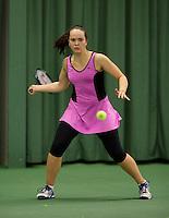March 15, 2015, Netherlands, Rotterdam, TC Victoria, NOJK, Liza Lebedzeva (NED)<br /> Photo: Tennisimages/Henk Koster