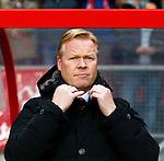 Nederland, Enschede, 4 november 2012.Eredivisie.Seizoen 2012-2013.FC Twente-Feyenoord .Ronald Koeman, trainer-coach van Feyenoord