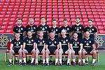 Sheffield Utd photocall <br /> Coaching team Sheffield Utd 2016/17