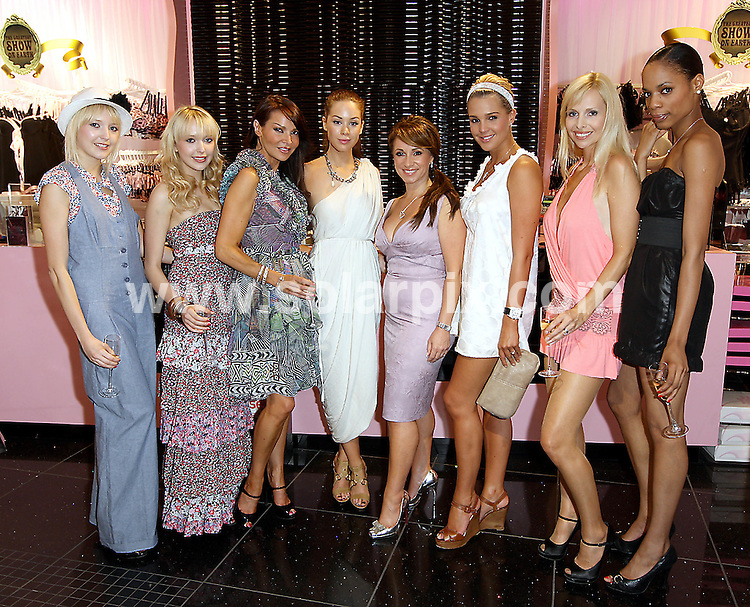 **ALL ROUND PICTURES FROM SOLARPIX.COM**                                             **WORLDWIDE SYNDICATION RIGHTS**                                                                                  Caption: The new look Ann Summers store opening, Oxford Street, London, UK. 6 January 2011                                                                             This pic: Danielle Lloyd and Jacqueline Gold, Sam and Amanda Marchant, Roxanne McKee                                                                                           JOB REF: 12641 SKD       DATE: 06_01_2011                                                           **MUST CREDIT SOLARPIX.COM OR DOUBLE FEE WILL BE CHARGED**                                                                      **MUST AGREE FEE BEFORE ONLINE USAGE**                               **CALL US ON: +34 952 811 768 or LOW RATE FROM UK 0844 617 7637**