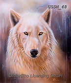 Sandi, REALISTIC ANIMALS, REALISTISCHE TIERE, ANIMALES REALISTICOS, paintings+++++dreamscapewolfIII,USSN48,#a#, EVERYDAY ,wolf,wolves ,puzzles
