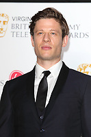 James Norton at the Virgin Media BAFTA Television Awards 2019 - Press Room at The Royal Festival Hall, London on May 12th 2019<br /> CAP/ROS<br /> ©ROS/Capital Pictures