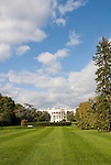 Washington DC USA: The White House, home of the US President.Photo copyright Lee Foster Photo # 1-washdc75468
