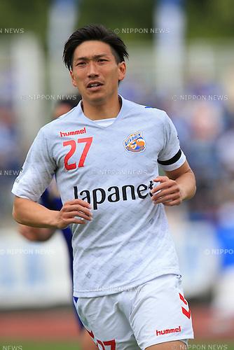 Yusuke Murakami (V Varen), APRIL 23, 2016 - Football /Soccer : 2016 J2 League match between FC Machida Zelvia 1-0 V.Varen Nagasaki at Machida Stadium, Tokyo, Japan.  (Photo by AFLO SPORT)