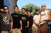Jun 28, 2001: LINKIN PARK - Photosession in Mountain View CA USA