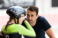 at the Age Group Track National Championships, Avantidrome, Home of Cycling, Cambridge, New Zealand, Thurssday, March 16, 2017. Mandatory Credit: © Dianne Manson/CyclingNZ  **NO ARCHIVING**