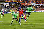 Deportivo Cali venció 1-0 a Pasto en Nariño. Fecha 14 Liga Águila I-2016