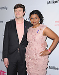 Mindy Kaling attends The 7th Annual Pink Party held at Drai's Hollywood in Hollywood, California on September 10,2011                                                                               © 2011 DVS / Hollywood Press Agency