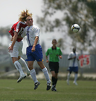 U.S. Soccer Development Academy-Finals Week. LAFC vs Carmel United. July 17th, 2008 at The Home Depot Center in Carson, Calif.