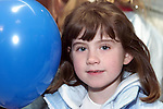 Lauren Dooley from Rowan Heights at the UTV Roadshow in the town centre..Picture: Paul Mohan/Newsfile